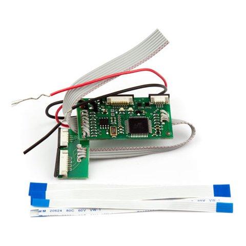 Многофункциональный универсальный контроллер тачскрина TSC-204IM / TSC-205IM