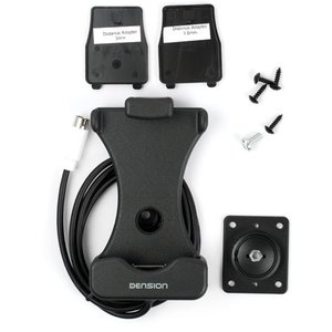 Автомобильный держатель зарядка для iPhone iPod Dension IP51CR9