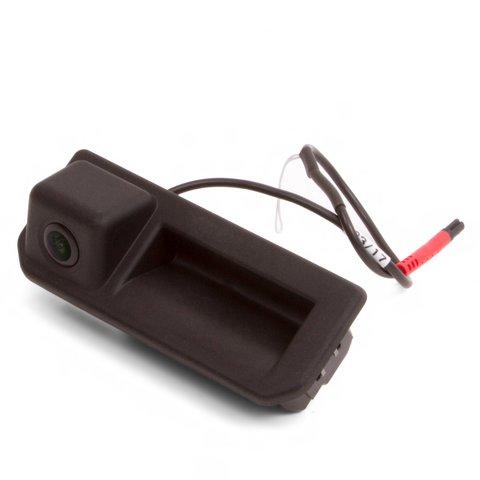 Камера заднего вида для Audi, Skoda, Porsche, Volkswagen