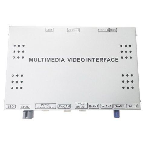 Multimedia on OS Android 7.1 for Cadillac Chevrolet GMC Buick Opel