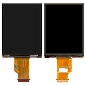 LCD for Samsung PL120, PL20, PL21, ST66 Digital Cameras, (lens)