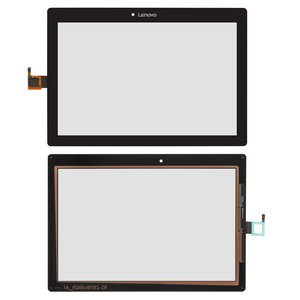Touchscreen for Lenovo Tab 2 X30F A10-30 Tablet, (black)