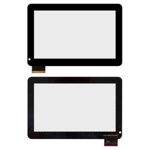 Touchscreen for Acer Iconia Tab B1-720, Iconia Tab B1-721 Tablets, (black)