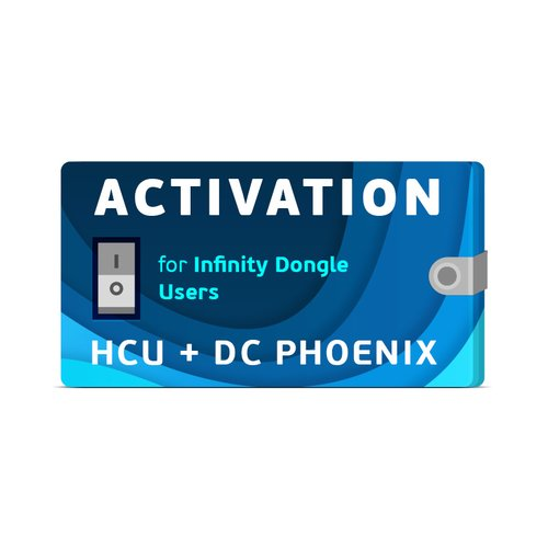 HCU + DC-Phoenix Activation for Infinity Dongle Users - GsmServer