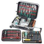 Juego de herramientas para electrónica Pro'sKit PK-15308BM