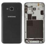 Корпус для Samsung J320H/DS Galaxy J3 (2016), черный