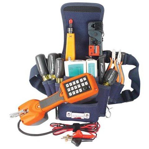 Набір інструментів PK 2012H для обслуговування мереж