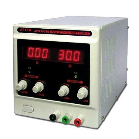 Регульований блок живлення 3А, 30В  ATTEN APS3003S