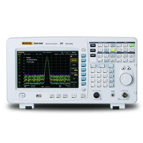 Аналізатор спектру RIGOL DSA1020