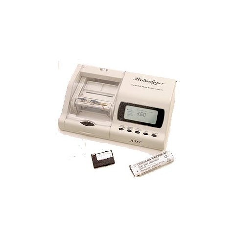 Цифровий аналізатор батарей ADS