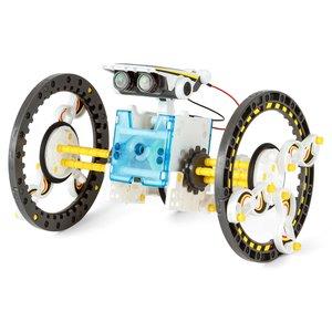 Робот 14 в 1  на сонячних батареях, STEAM-конструктор CIC 21-615