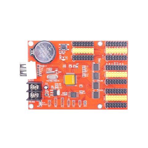 Контролер LED дисплея Huidu HD U63 512×128, 2048×32