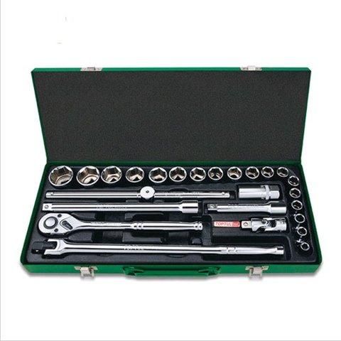 Набір інструментів у кейсі TOPTUL GCAD2513