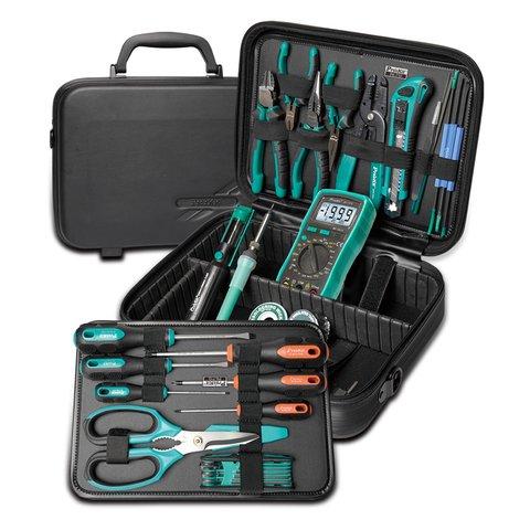 Набір електромонтажних инструментів Pro'sKit PK 710KB