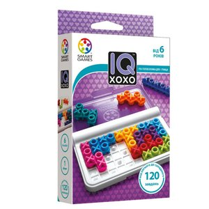 Головоломка Smart Games IQ XOXO