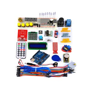 Стартовый набор OKYSTAR Arduino Starter Kit RFID на базе UNO R3