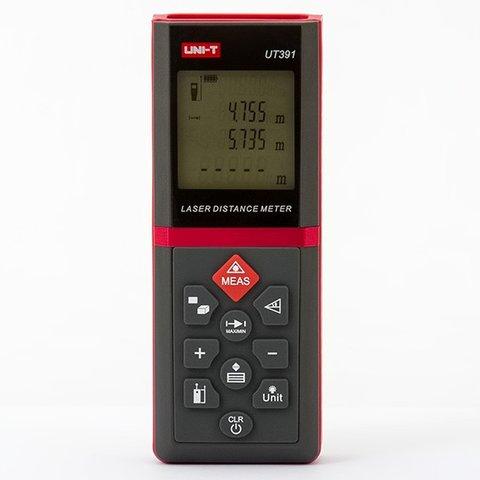 Distanciómetro láser UNI-T UT391