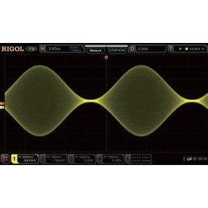 Opción de software para aumentar el ancho de banda RIGOL MSO5000-BW0T3
